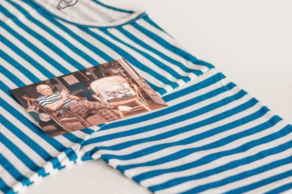 Тениската на Пабло Пикасо - 30 лв.