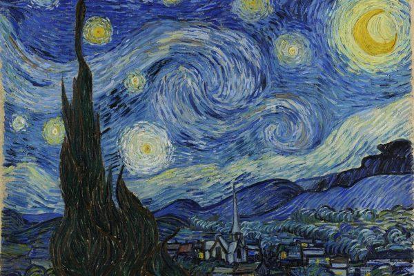 Звездна нощ Винсент Ван Гог